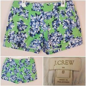 Colorful J Crew shorts